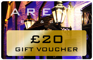Arens Bar £20 Gift Voucher
