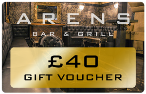Arens Bar £40 Gift Voucher